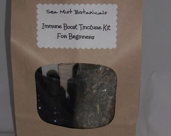 Immune Boosting Tincture Kit