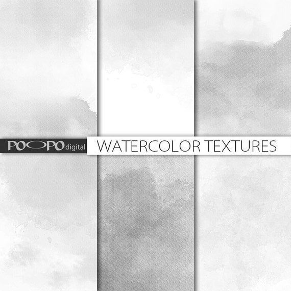 how to make grey watercolor