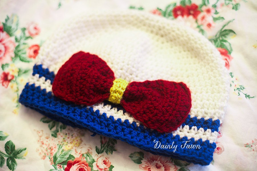 Sailor Moon Crochet Beanie Hat