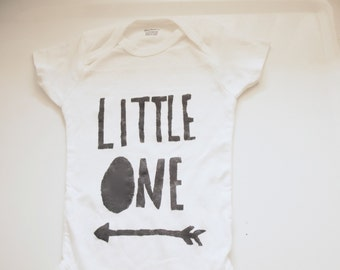 Baby Bodysuit- Little One