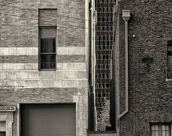 Seattle Photography, Urban, Architecture, Fine Art, Black and White Photography, Wall Art, Home Decor