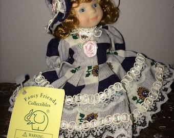 Fancy Friends Collectable- Little Porcelain Doll