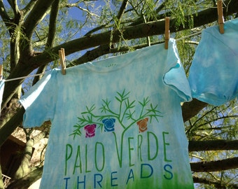 Palo Verde Threads Logo Tee