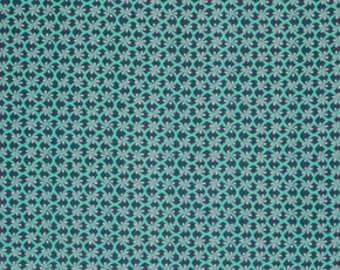 Pre-Cut Fat Quarter - Glow Collection by Amy Butler / PIP in Charcoal / Teal / Aqua / Navy / Free Spirit