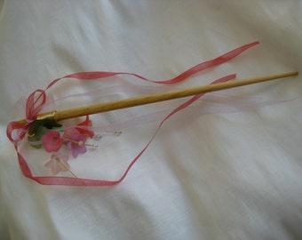 Flowering hair stick