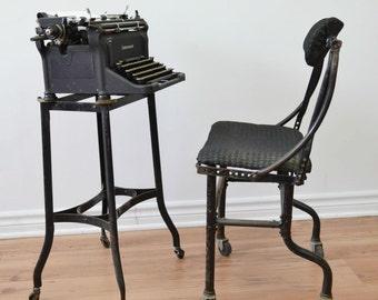 Vintage Fully Working Underwood S series Typewriter - 1944 - BESPOKE ITEM