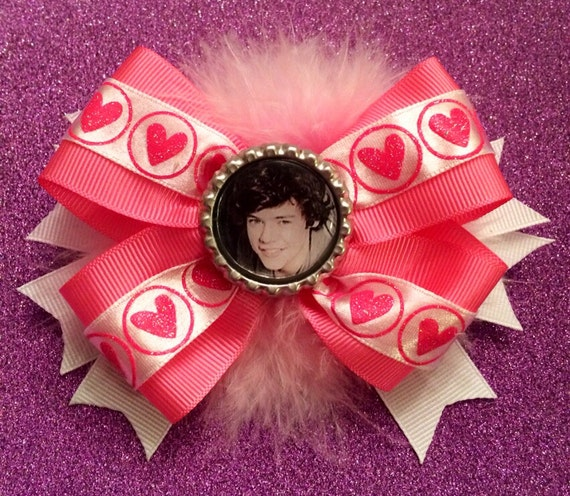 hair bows style items similar to harry styles hair bow on etsy 8915 | il 570xN.598954445 9tzo