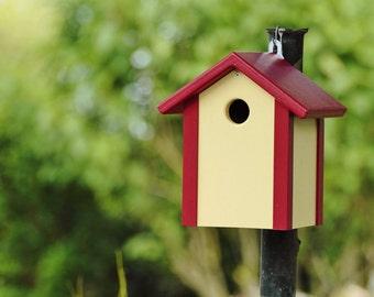 birdhouse tits