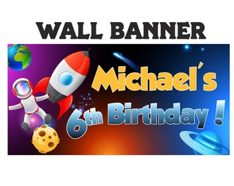 Kids Birthday Banners