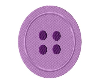 Button 5 Sizes Fill Machine Embroidery DESIGN NO. 108