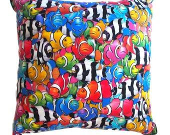clownfish cushion/pillow