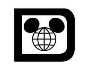 Walt Disney World Decal free shipping