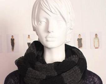 Wool scarf / Faroese wool / Heritage Yarn