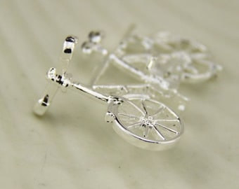 1pcs Lovely Bicycle Bike Charms pendant.