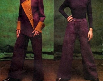 Vogue 2699 Leader of the Band Jacket & Pants 2002 / SZ6-10 UNCUT