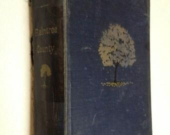 Raintree County, Vintage Book, Ross Lockridge Jr., 1948