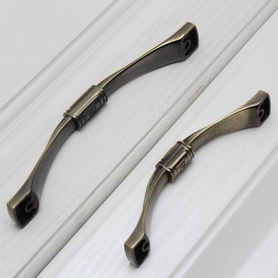 Asian style drawer pulls