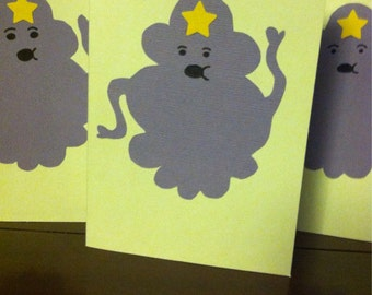 LSP-inspired card
