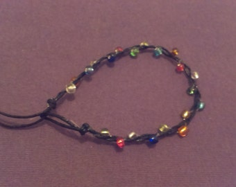 PROMOTION: BUY 1 get 1 for FREE unique bracelet with beads handmade