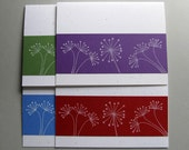 Set of 4 all occasion cards