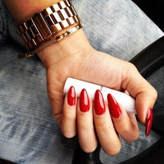 24 Stiletto Nails Press on