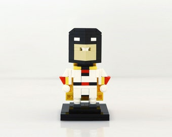 DC Comics Space Ghost LEGO® Figure (Unofficial)