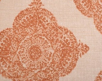 BLOWOUT SALE!!!,Mani Terracotta, By Duralee Fabric, John Robshaw Collection, Fabric By The Yard