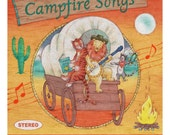 Campfire Songs - Fine Art Giclee Print from my original Illustration