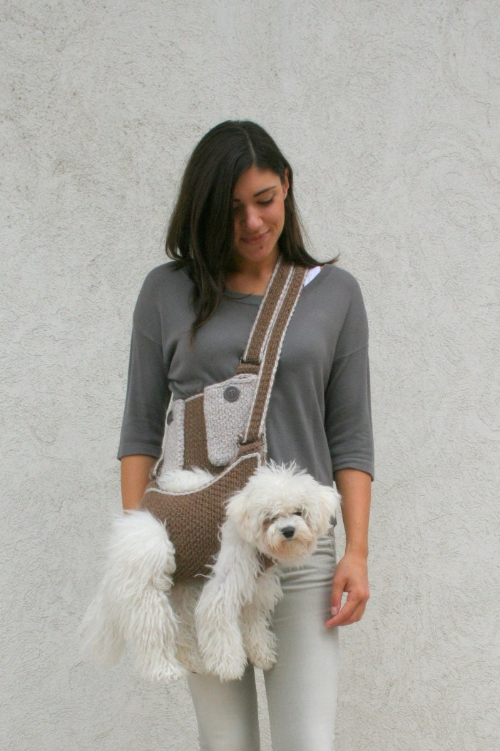 Doggie sling related keywords suggestions doggie sling - Dog carrier sling pattern ...