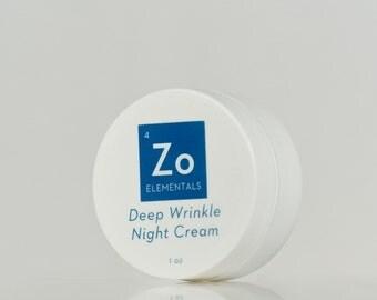 Deep Wrinkle Night Cream