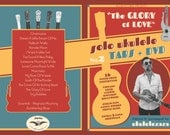 The Glory of Love - Ukulele Tabs Book + DVD Vol.2