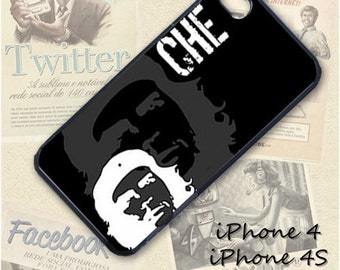 Che Guevara cell phone Case / Cover for iPhone 4, 5, Samsung S3, HTC One X, Blackberry 9900, iPod touch 4 / 488