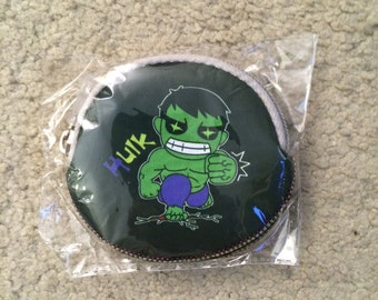 Hulk Coin Purse