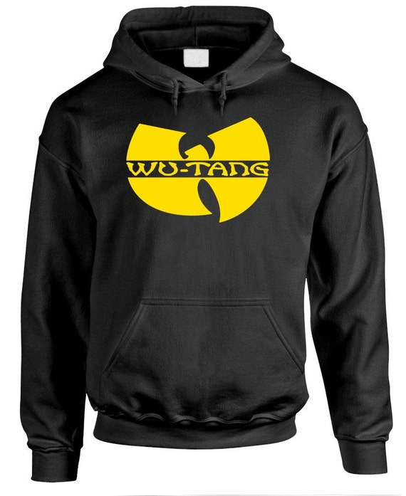 wu tang hoodie gza rza sweatshirt hooded sweat by. Black Bedroom Furniture Sets. Home Design Ideas