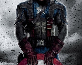 Captain America The First Avenger 32x24 Poster