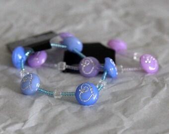 Candy Button Bracelets