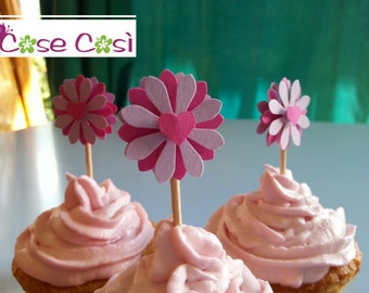 Handmade toppers
