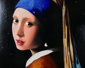 Vermeer-Lady With Pearl Earring