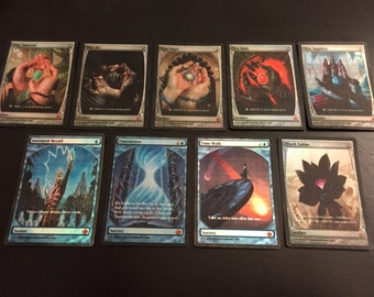 photograph regarding Printable Mtg Proxies referred to as How towards generate foil mtg proxies