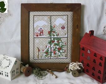 Christmas Window 3