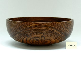 Bocote Bowl #1380