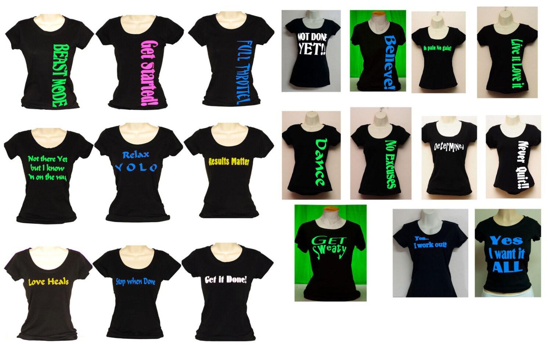 T-shirt design for zumba -  Zoom