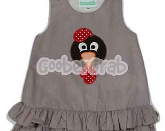 Gobble Gobble Turkey Dress