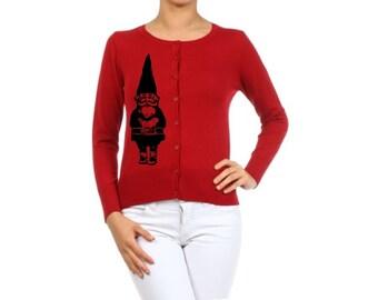 Plus Size Cardigan Sweater Octopus Women's Shirts Trendy