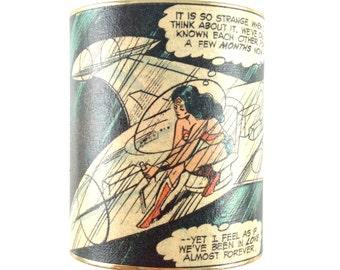 Wonder Woman Cuff Bracelet - Invisible Plane
