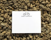 Personalized Stationery Bicycle - Bike note