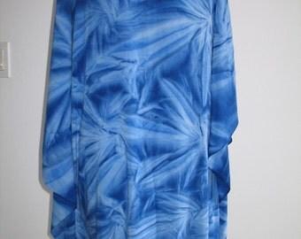 Tunic Caftan Chic Mini Dress Versatile Top