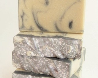 Creamy Coconut Homemade Soap Natural and Vegan