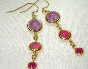 Sweet Berries Earrings - Free Shipping within the U.S.