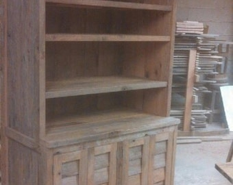 YOUR Custom Barn Wood Dresser/Cabinet FREE SHIPPING -BWDC1700F
